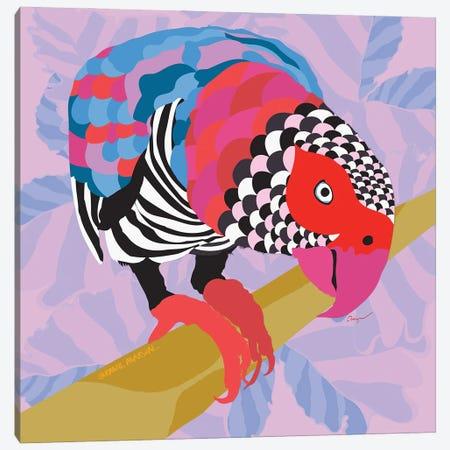 Polly Canvas Print #RGR40} by Ragni Agarwal Canvas Wall Art