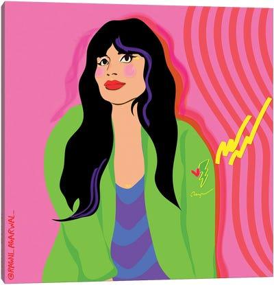 Jameela Canvas Art Print
