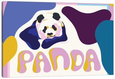 Panda Panda Canvas Art Print