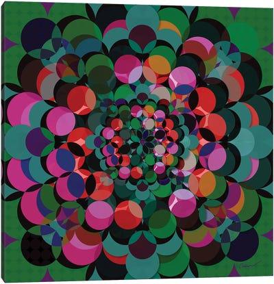 Inner Circle Canvas Art Print