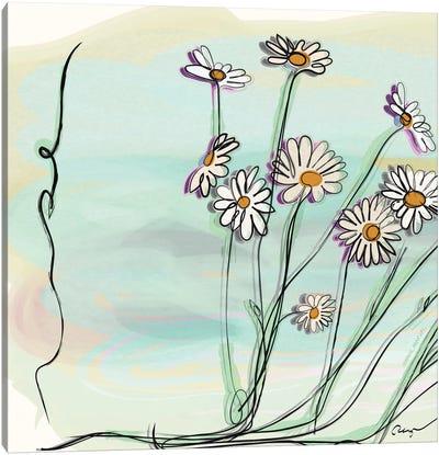 Rise & Grow Canvas Art Print