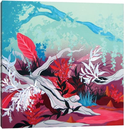 Refuge Canvas Art Print