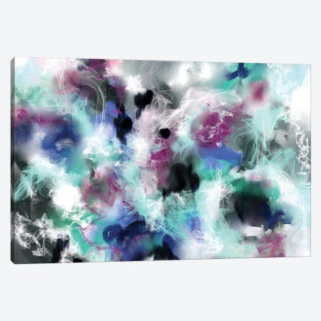Smokey Crystal Canvas Print #RGZ18} by Patricia Rodriguez Canvas Print