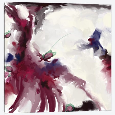 Plum I Canvas Print #RGZ21} by Patricia Rodriguez Canvas Artwork
