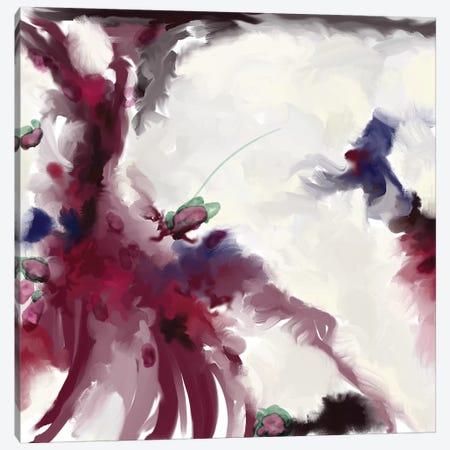 Plum I 3-Piece Canvas #RGZ21} by Patricia Rodriguez Canvas Artwork