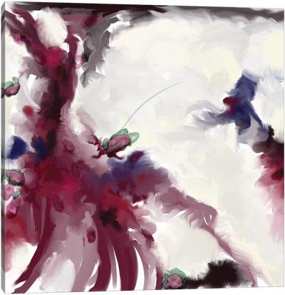 Plum I Canvas Art Print