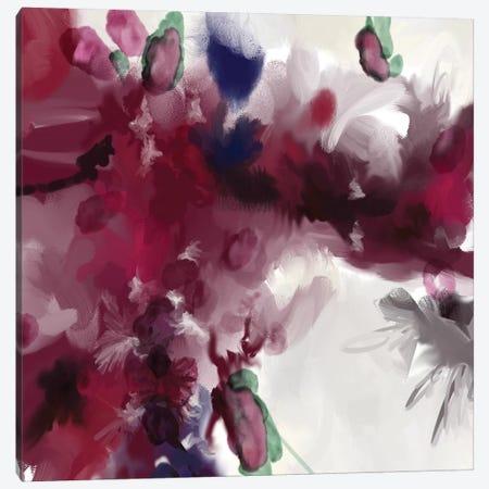 Plum II 3-Piece Canvas #RGZ22} by Patricia Rodriguez Canvas Artwork