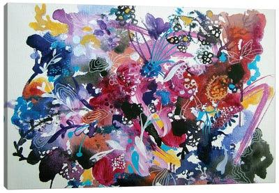 Honeycomb Patience Canvas Art Print