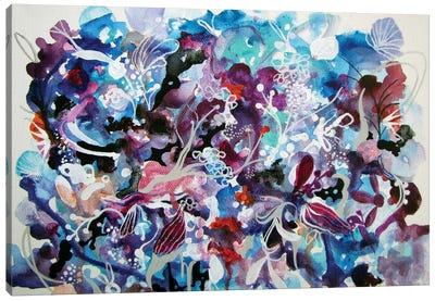 Winter Wait I Canvas Art Print