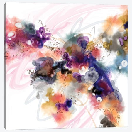 Aquarette I Canvas Print #RGZ2} by Patricia Rodriguez Canvas Print