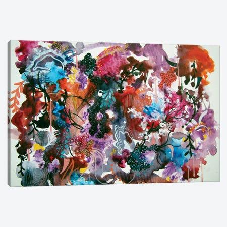 Silent Sound Growth Canvas Print #RGZ30} by Patricia Rodriguez Canvas Art Print