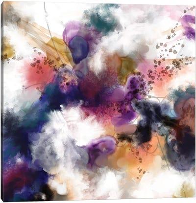 Aquarette II Canvas Art Print