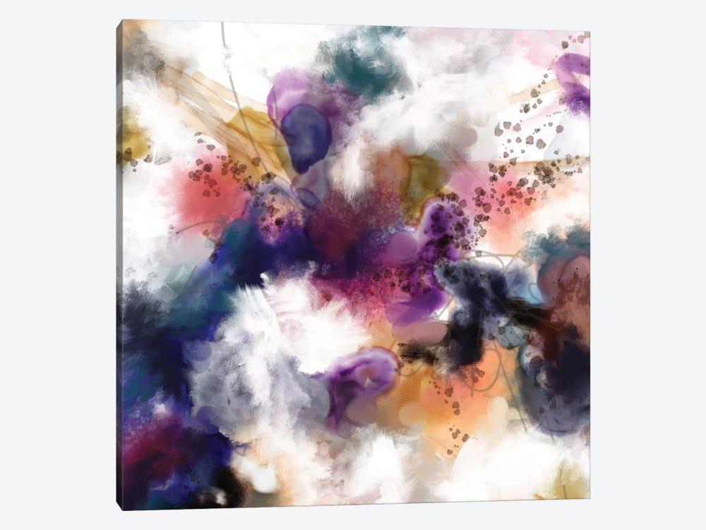 Aquarette II by Patricia Rodriguez 1-piece Canvas Art Print
