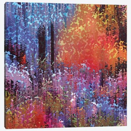 Between Dreams 3-Piece Canvas #RGZ4} by Patricia Rodriguez Canvas Art