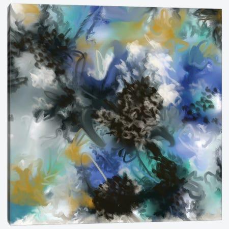 Ochret I 3-Piece Canvas #RGZ9} by Patricia Rodriguez Canvas Print