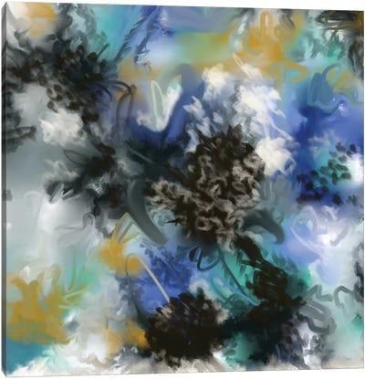 Ochret I Canvas Art Print