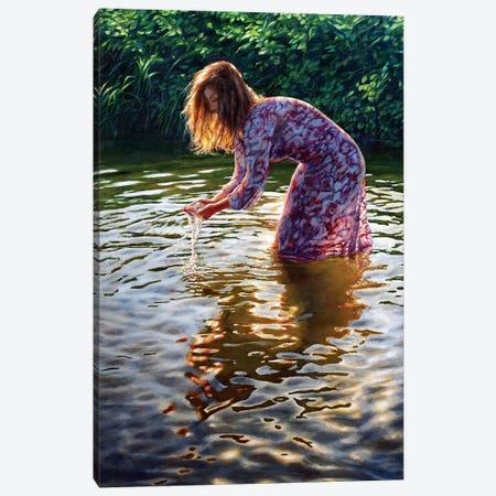 Marble Canvas Print #RHE11} by Ralf Heynen Canvas Artwork
