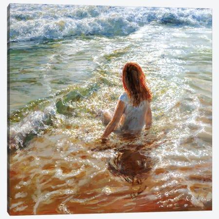 Westcoast Canvas Print #RHE23} by Ralf Heynen Canvas Art Print