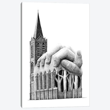 Prayer Canvas Print #RHK19} by Redmer Hoekstra Canvas Wall Art