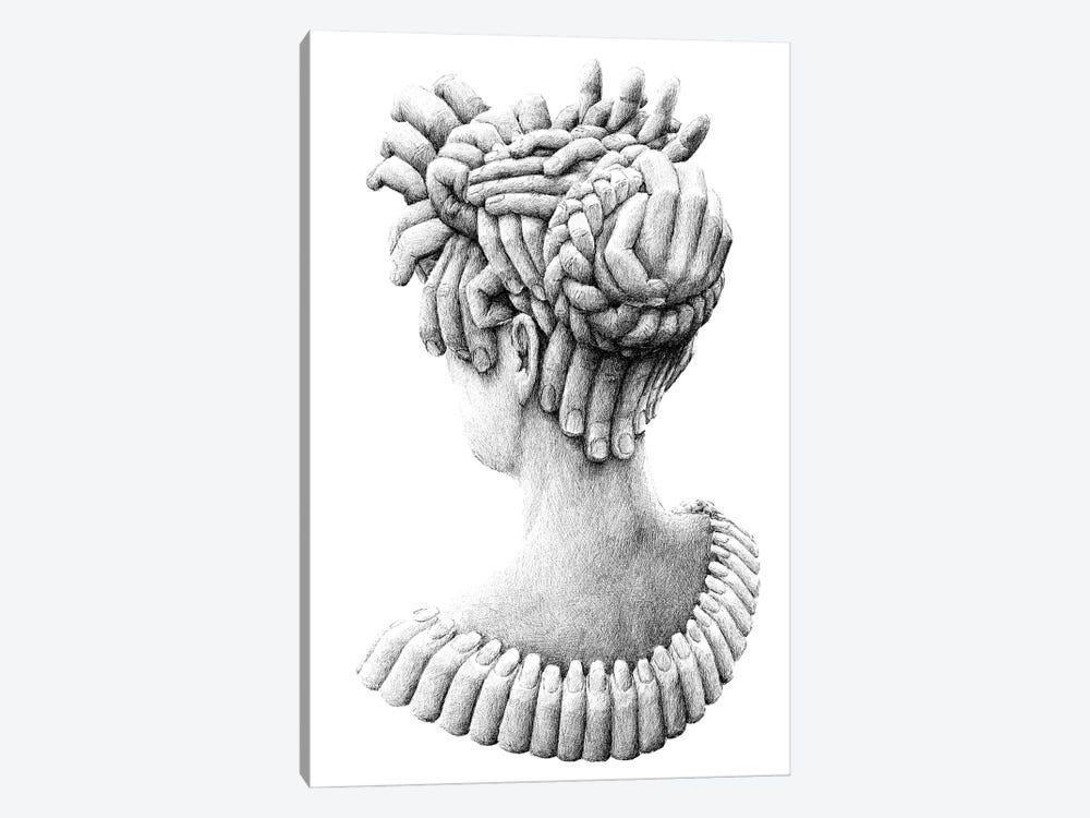 Fingers by Redmer Hoekstra 1-piece Canvas Art Print