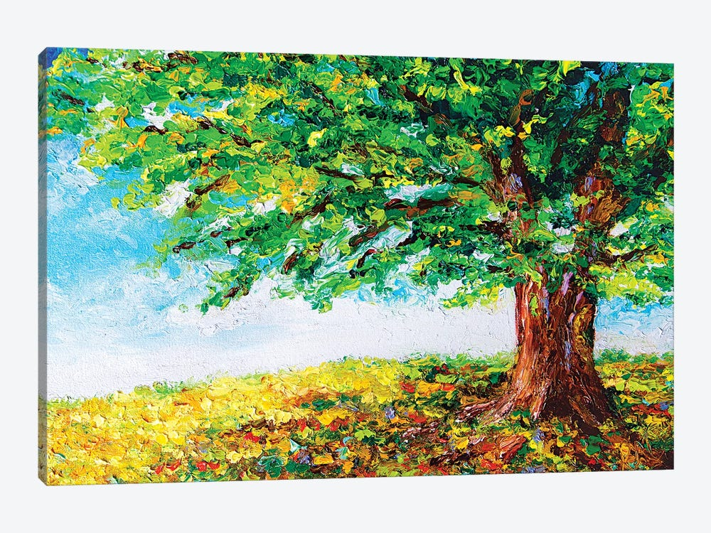 Spring Is Here by Rohini Mathur 1-piece Canvas Artwork