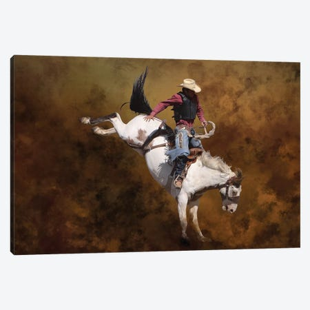 Rodeo 2 Canvas Print #RHT27} by Rhonda Thompson Canvas Print