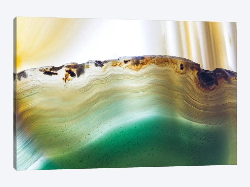 Level XII by Ryan Hartson-Weddle 1-piece Canvas Art Print