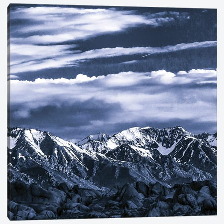 Sierra Blues VI Canvas Print #RHW37} by Ryan Hartson-Weddle Canvas Print