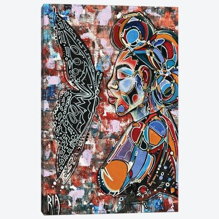 Peace of Mind Canvas Print #RIA103} by Artist Ria Canvas Art