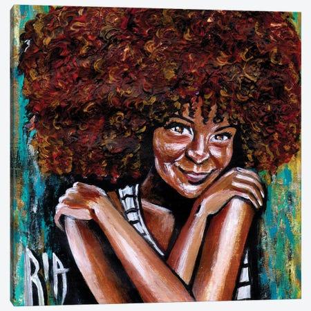 Embrace Yourself Canvas Print #RIA13} by Artist Ria Canvas Art Print
