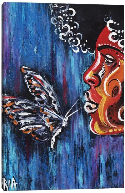 Fascination Canvas Art Print