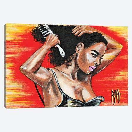 Hot Summer Daze Canvas Print #RIA23} by Artist Ria Canvas Wall Art