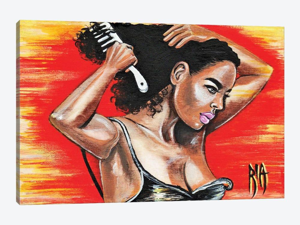 Hot Summer Daze by Artist Ria 1-piece Canvas Artwork