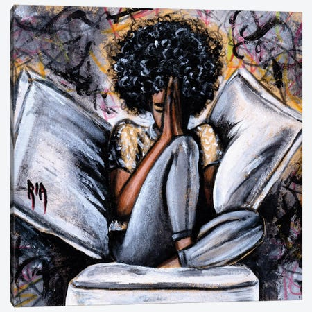 All I Have... Canvas Print #RIA3} by Artist Ria Canvas Print