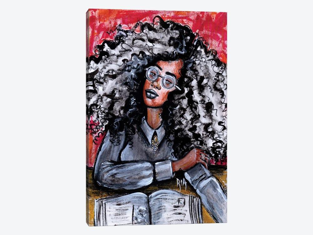 Love My Beautiful Mind by Artist Ria 1-piece Canvas Art