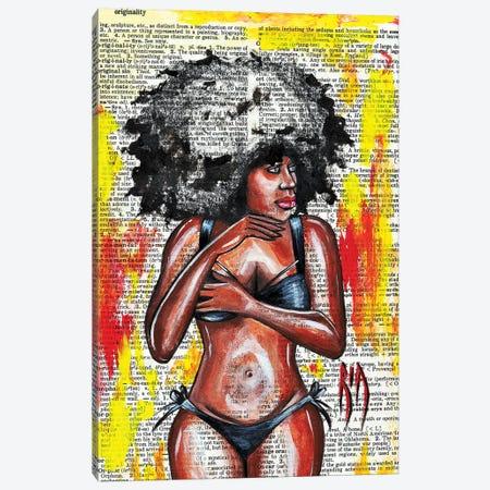 Originality Canvas Print #RIA56} by Artist Ria Canvas Wall Art