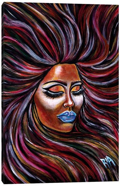 Peace- Pure Endless Amorous Calm Engulfing Canvas Art Print