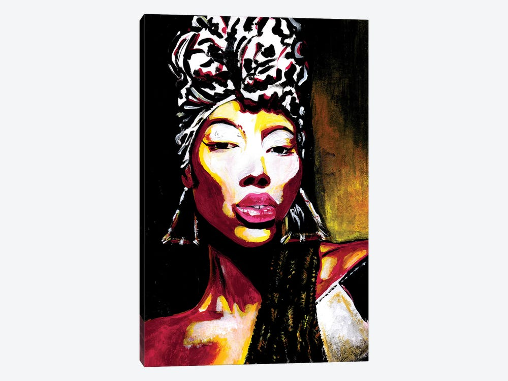 Queen Of Kings by Artist Ria 1-piece Art Print