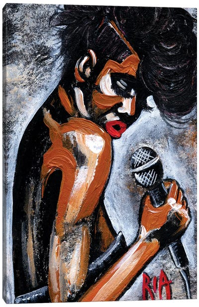 Sannnng Canvas Art Print