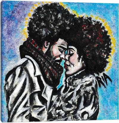 Trulove Canvas Art Print