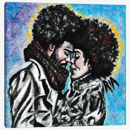 Trulove Canvas Print #RIA73} by Artist Ria Art Print