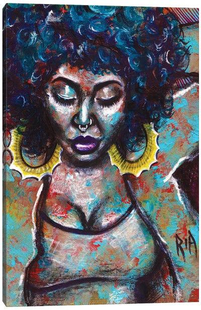 Warm Vibes Canvas Art Print