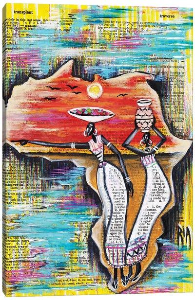 We Gon Shine Canvas Art Print