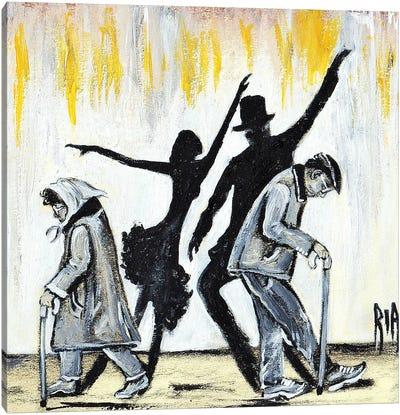 We Will Dance Again.... Canvas Art Print