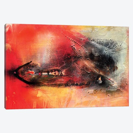 Nocturna Canvas Print #RIB13} by Adriano Ribeiro Canvas Art