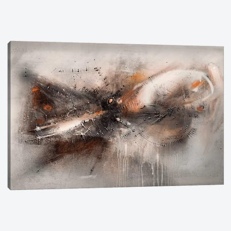 Nurral (fluid)  Canvas Print #RIB14} by Adriano Ribeiro Canvas Print
