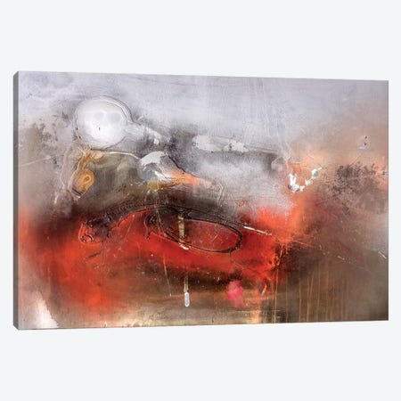 Phantomas Canvas Print #RIB15} by Adriano Ribeiro Canvas Print