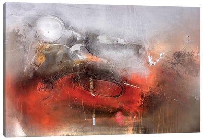 Phantomas Canvas Art Print
