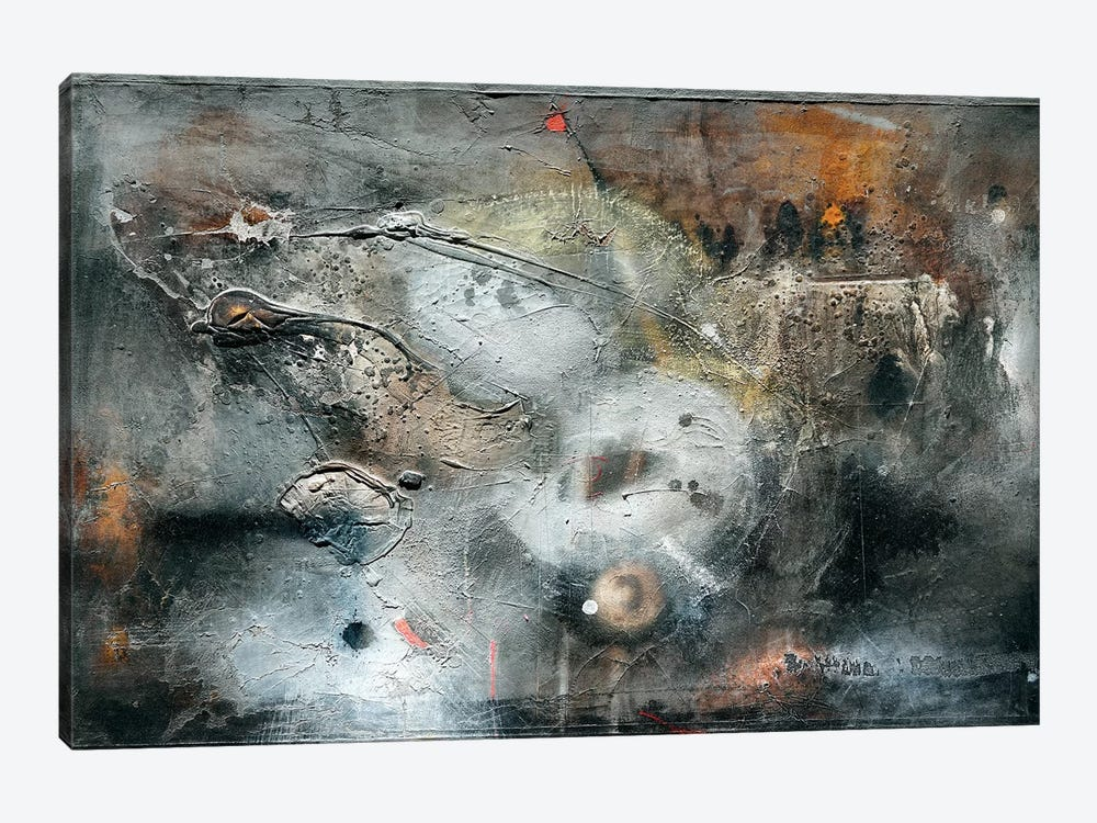Void-D by Adriano Ribeiro 1-piece Canvas Artwork