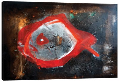 Will Be Fish Canvas Art Print